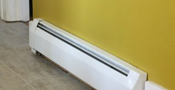 Baseboard Radiator Heaters
