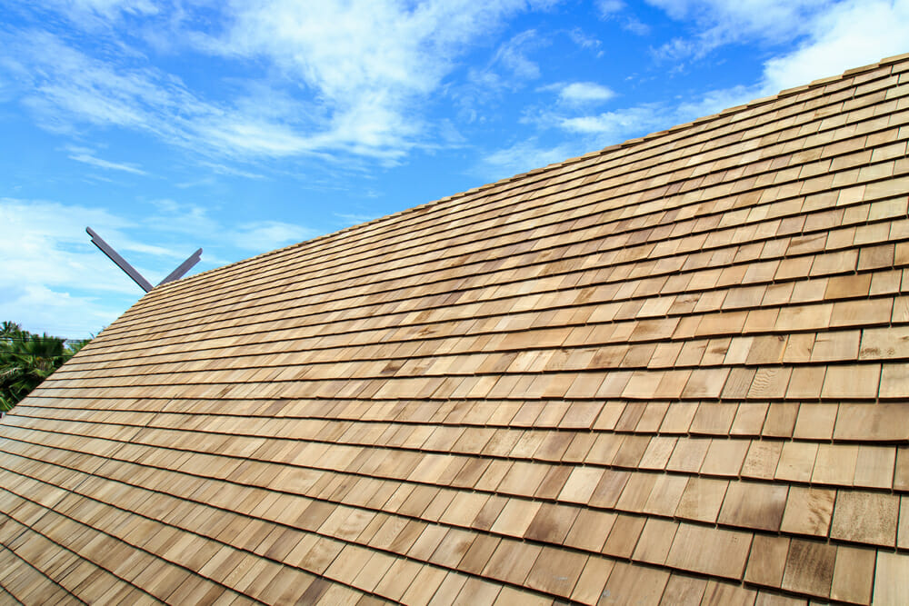 Cedar Shingles Wood Shake Roofs Costs 2019 Modernize