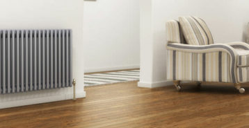 Column Radiator Heating