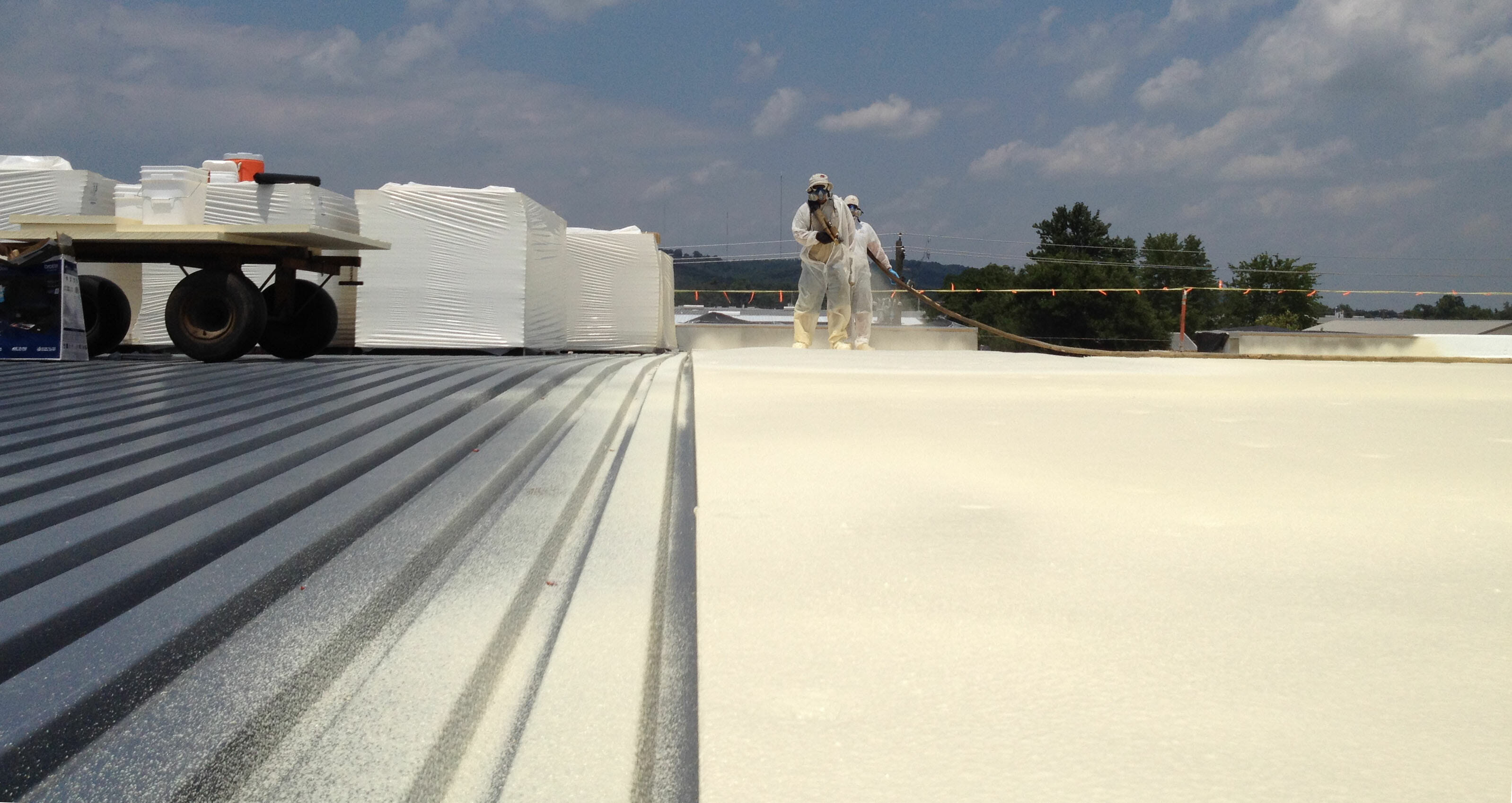 Spray Foam Roofing Cost - Roof Insulation - 2019 - Modernize