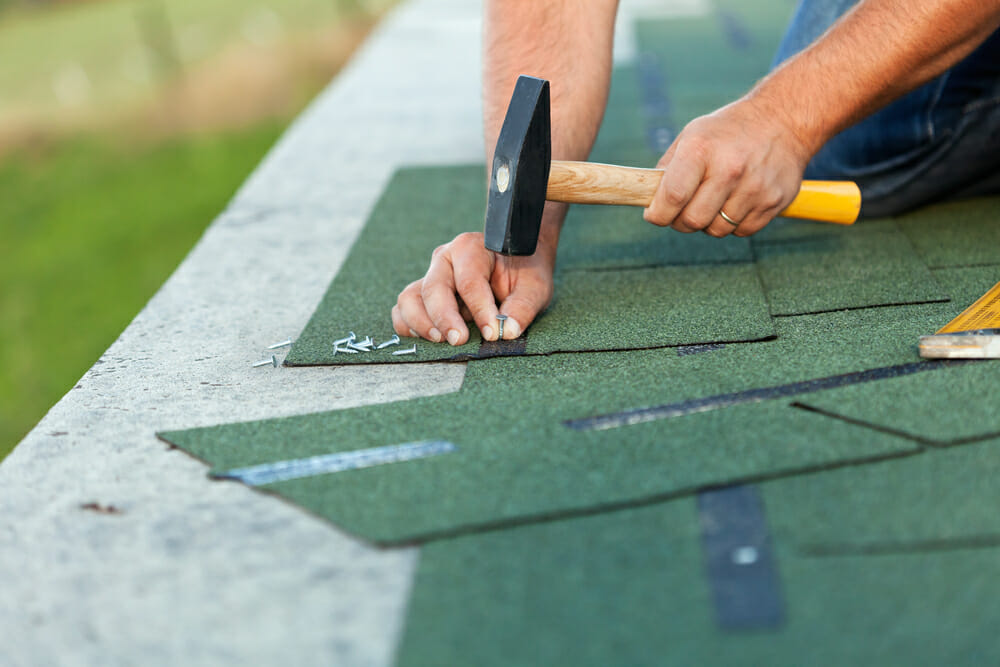How To Install Asphalt Roofing Shingles Modernize