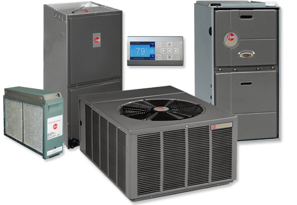 Rheem Air Conditioner Units Compare Hvac Brands Modernize