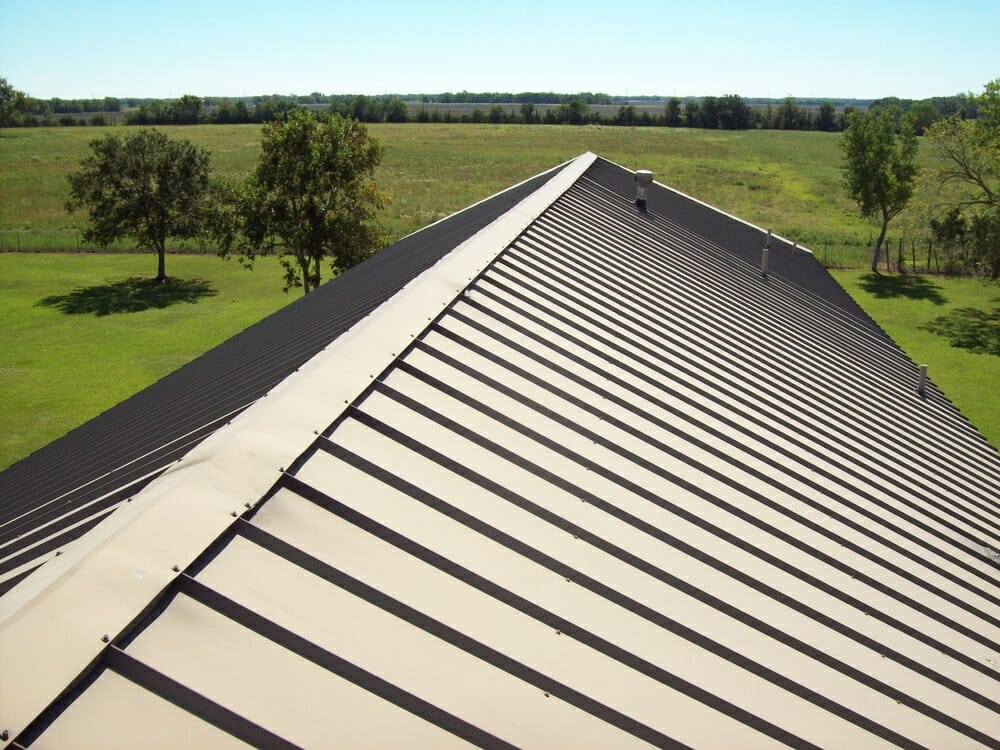 Standing Seam Metal Roof Installation Costs Modernize