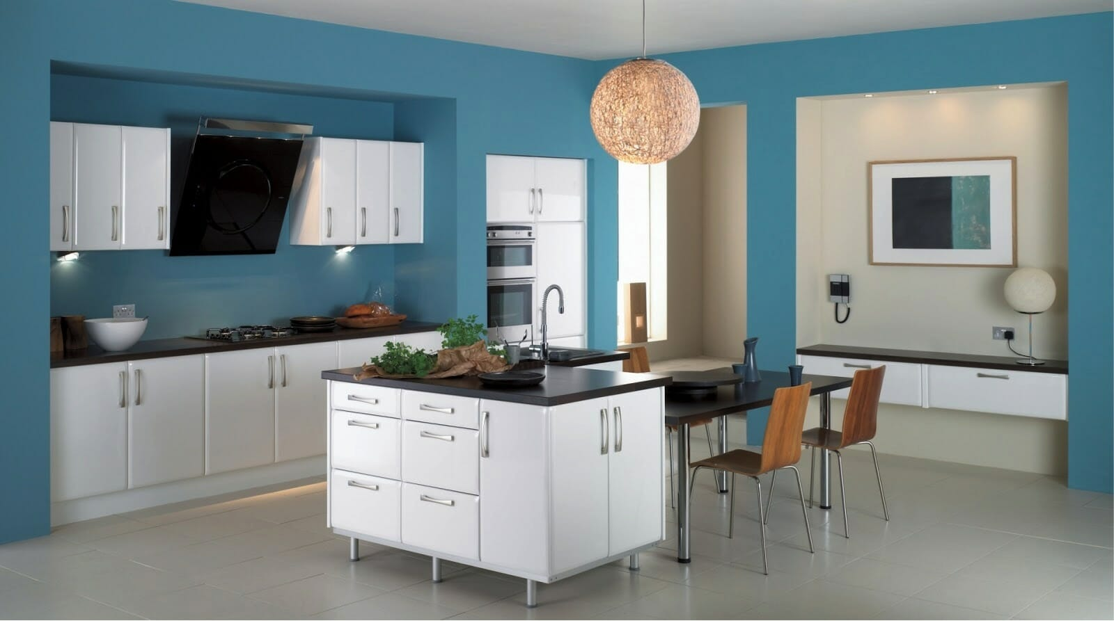 Kitchen Interior Paint 5 Scrubbable Paint Options Modernize