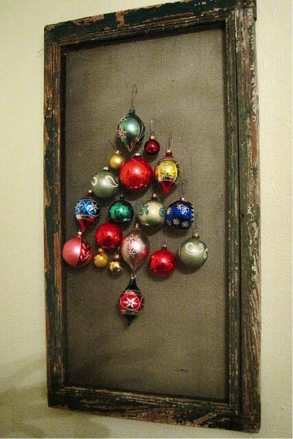 Christmas Victorian Ornaments