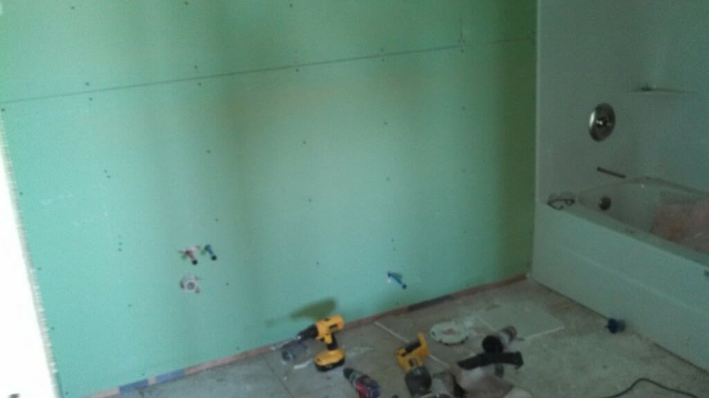 Your Guide to Water-Resistant Greenboard Drywall - Modernize