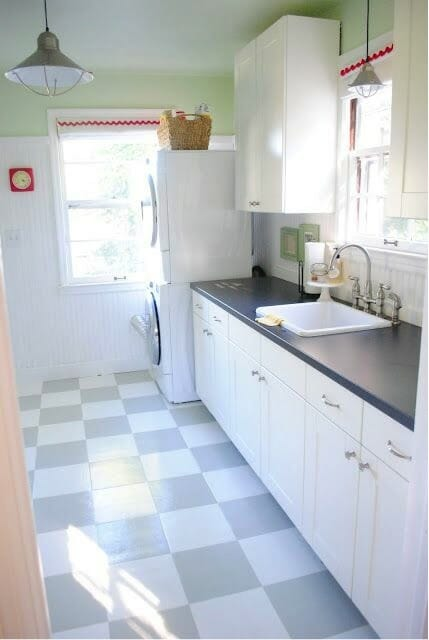 Solid color linoleum view in gallery amazing natural for Kitchen and bathroom lino