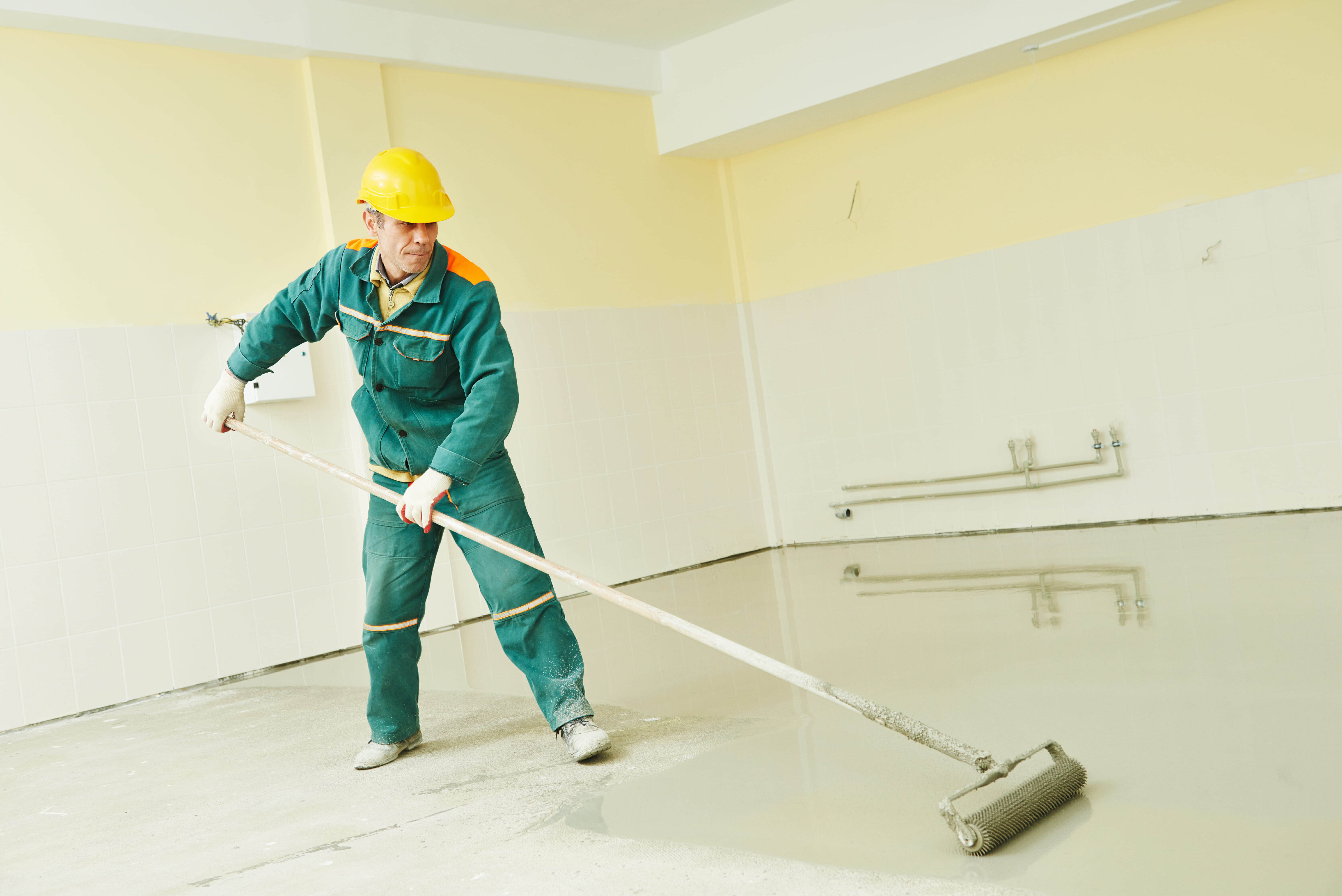 Primer The Go Between For Paint And Concrete Modernize