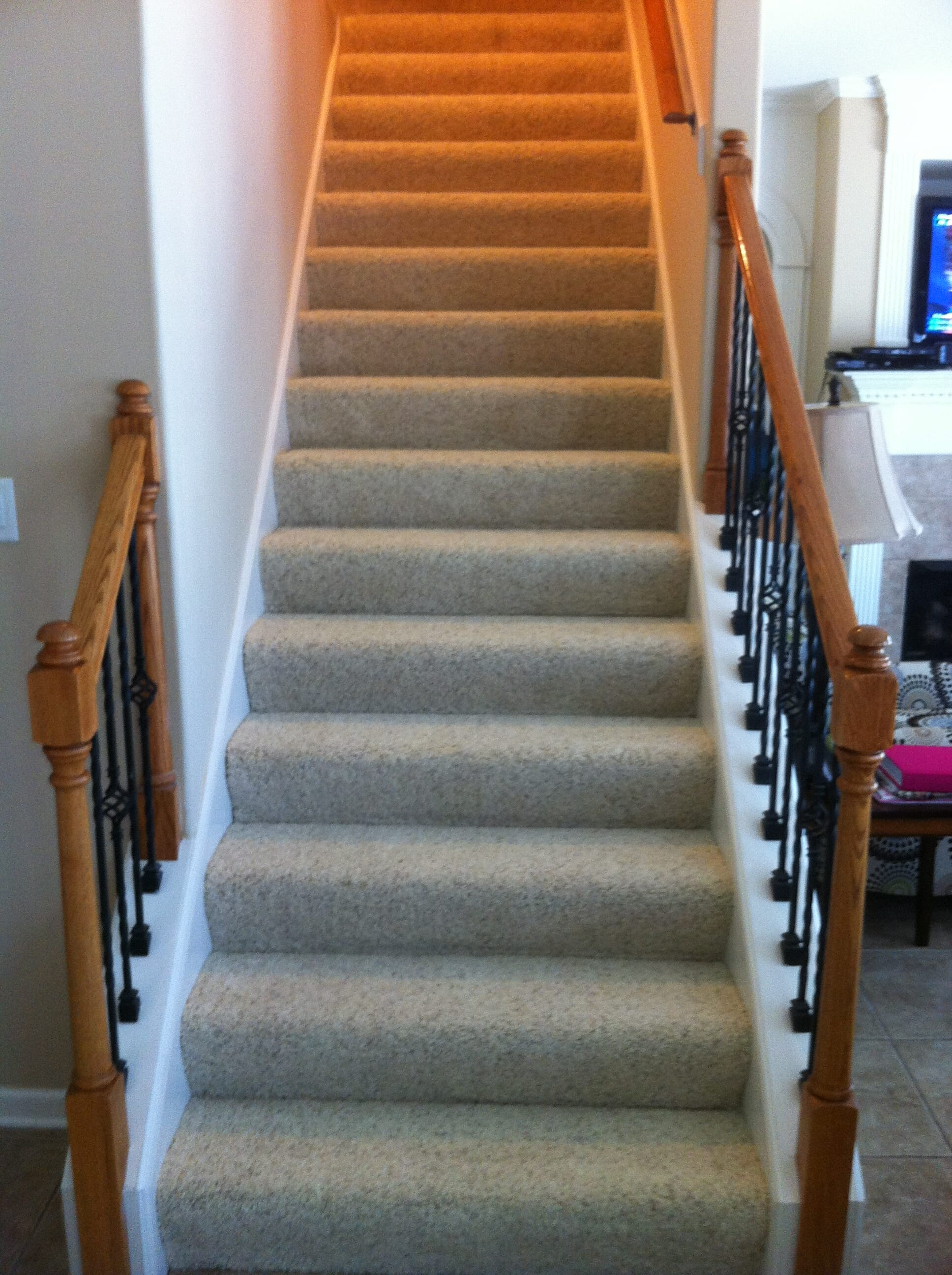 How Much Does It Cost To Install Carpet On Stairs Home Design