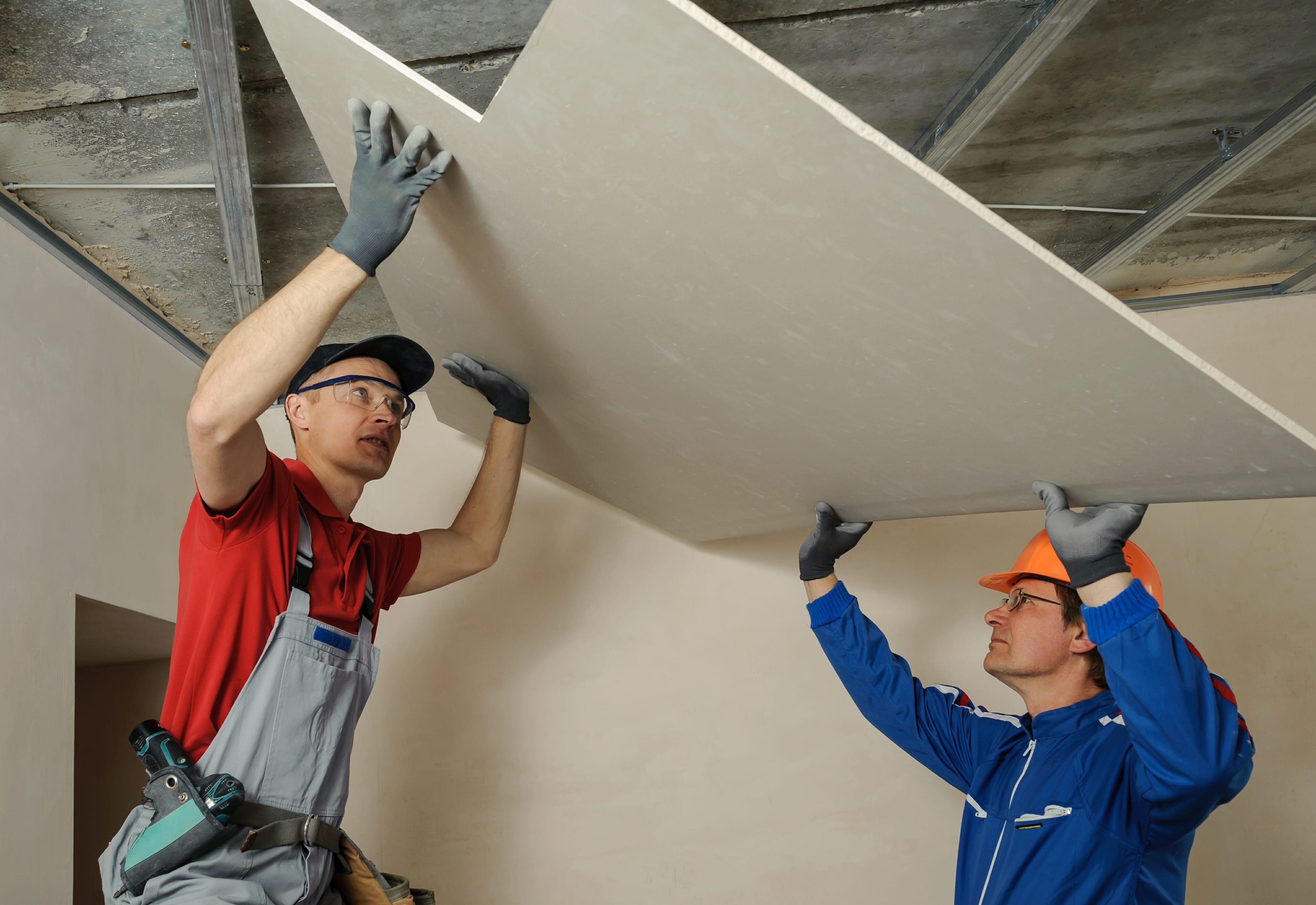 Soundproofing Drywall Ceiling | Taraba Home Review
