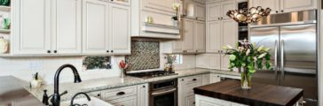 Kitchen Countertops from EnviroGLAS