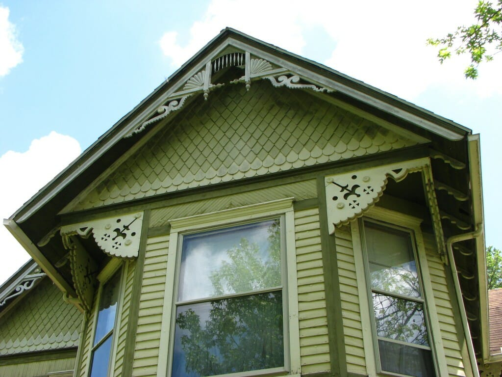 Gingerbread Siding And Trim Modernize