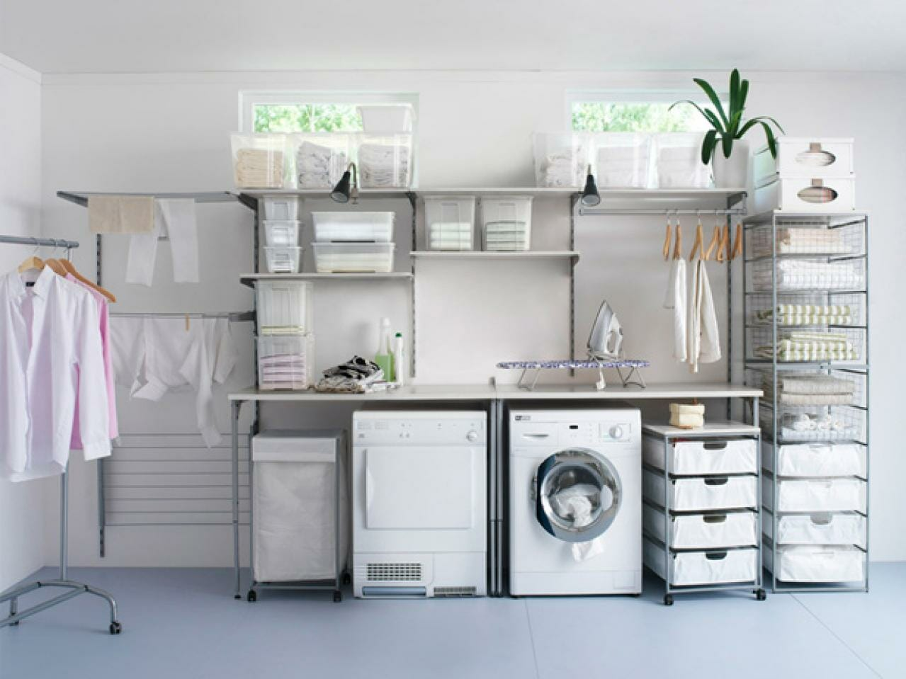 laundry room additions - modernize
