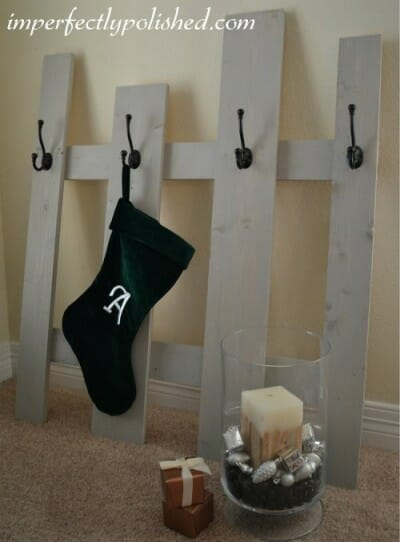 stocking-hanger