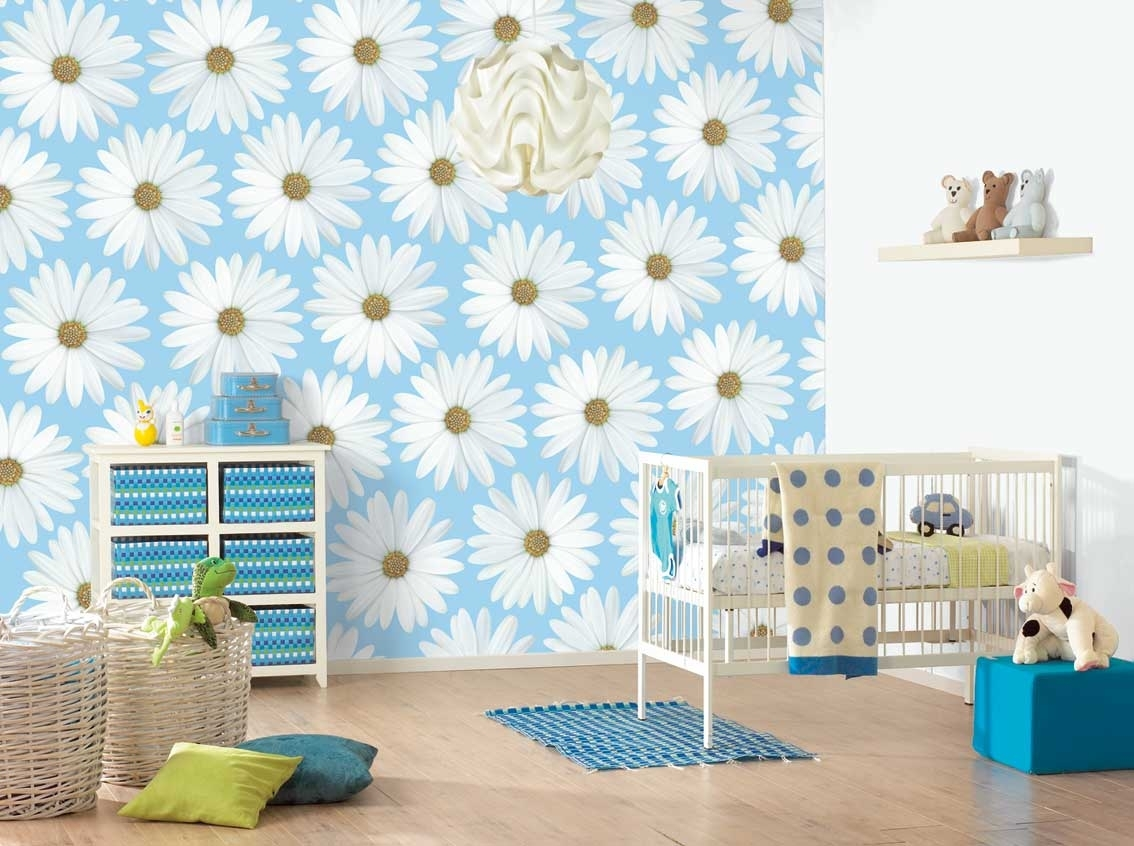 Nursery with Daisies