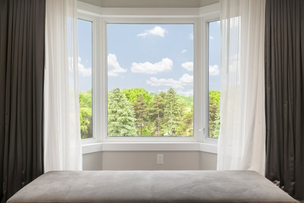 How much do bay windows cost modernize Price for house windows