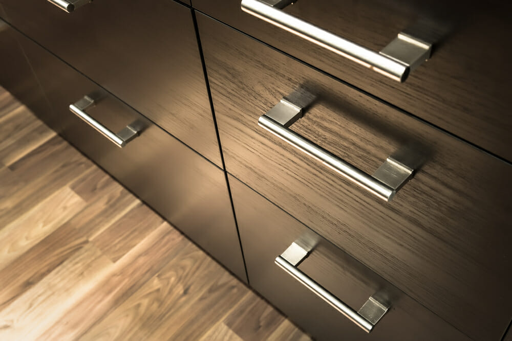 Kitchen Cabinet Modern Hardware