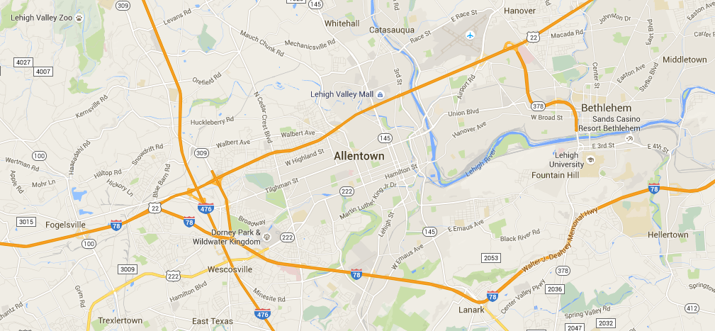 Allentown, PA HVAC repair & installation contractors