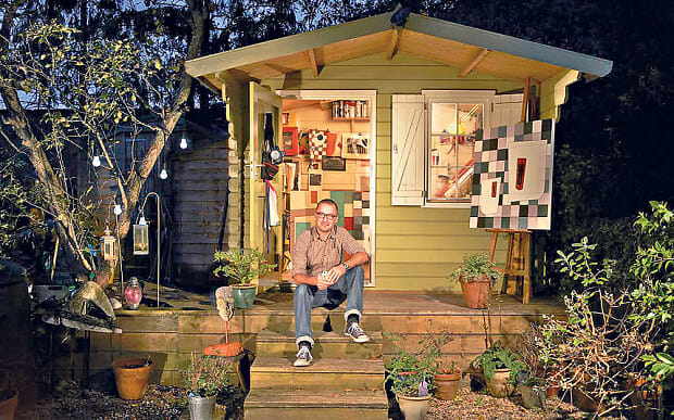 Backyard Escapes: Inspiration for Upgrading Your Shed
