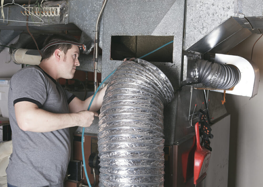 HVAC Duct Repair