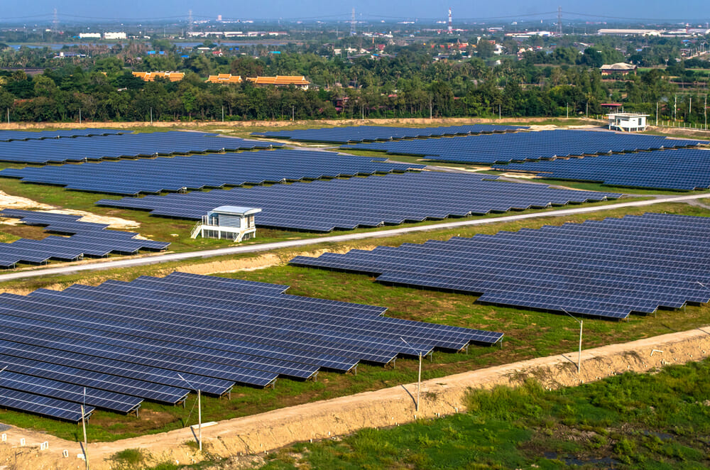 The benefits of solar farms modernize for Solar ranch