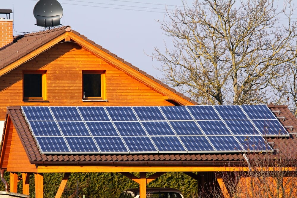 Average cost of solar panels modernize for Panel homes prices