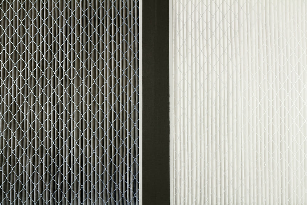 types of hvac filters