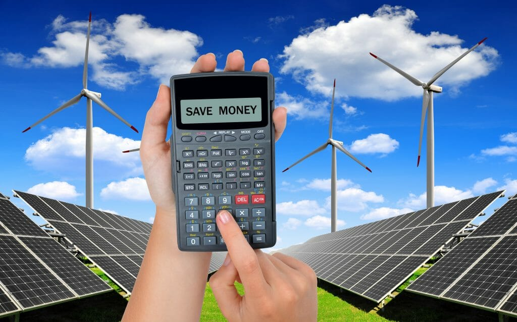 Calculate cost per watt
