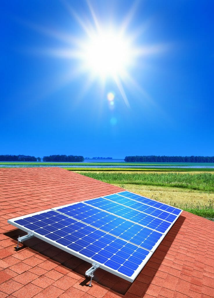 solar panel pitch seasonal