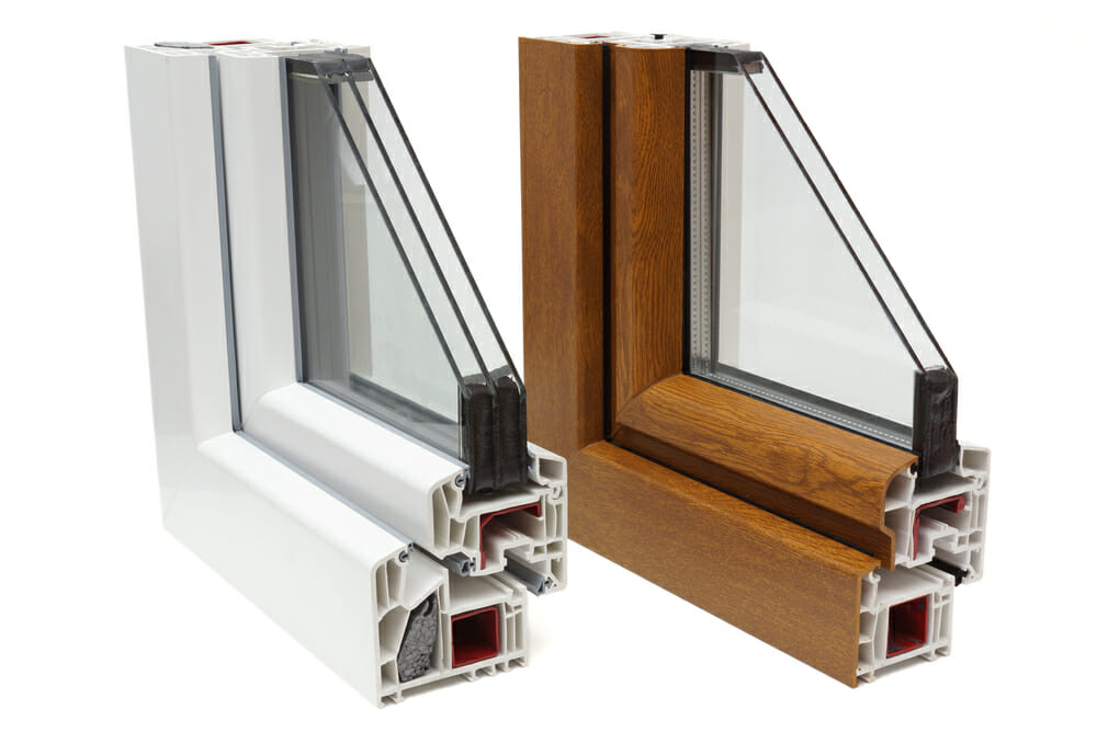 All About Colored Vinyl Windows Modernize