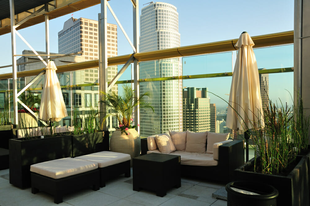 The Cost Of Adding A Rooftop Patio Modernize - Rooftop patios