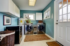 Laundry Room Energy Consumption