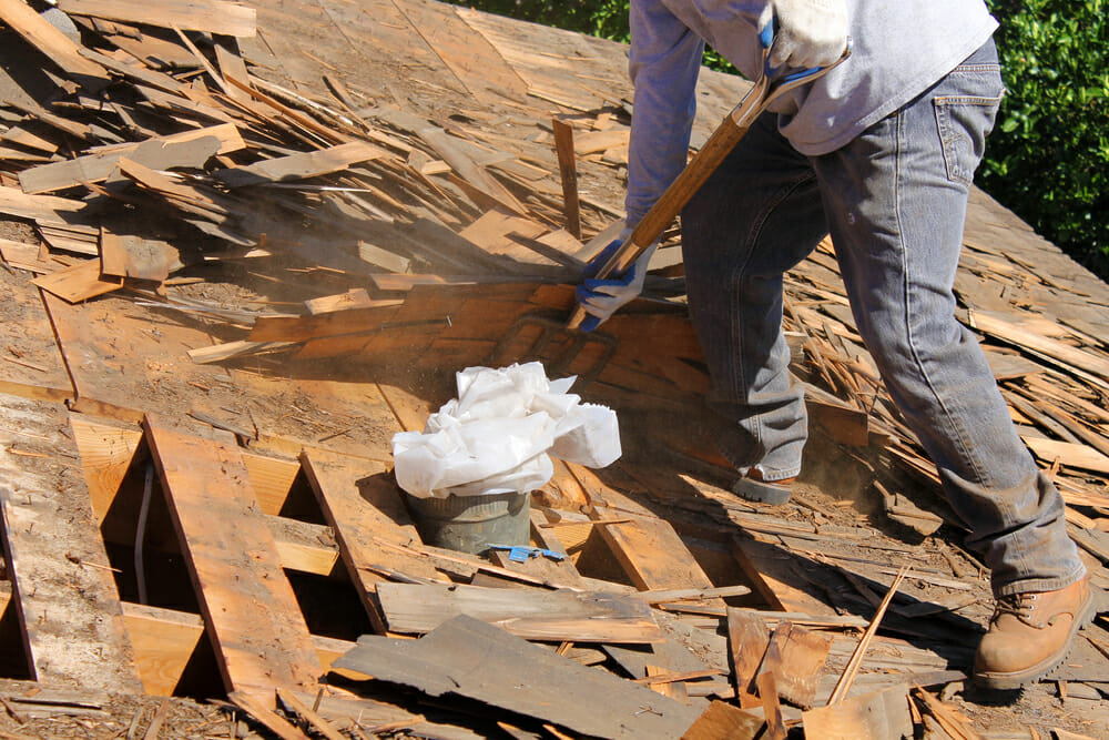 Should Roofing Insulation Be Removed Before A Roof Replacement Modernize