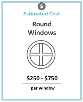 round window prices