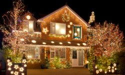 What Christmas Decor Is Not Safe For Roofs?