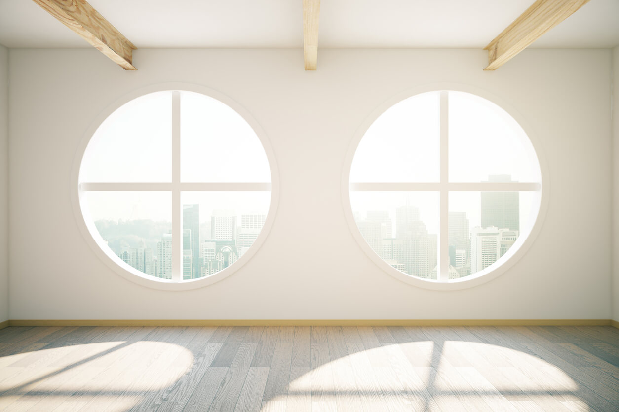 round windows