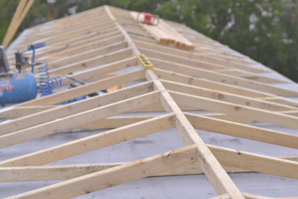 Converting roof by Creative-Joinery-UK, Midlothian,