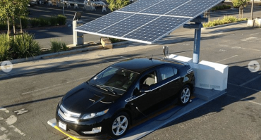 Using Your Solar Panel Array to Power an Electric Vehicle