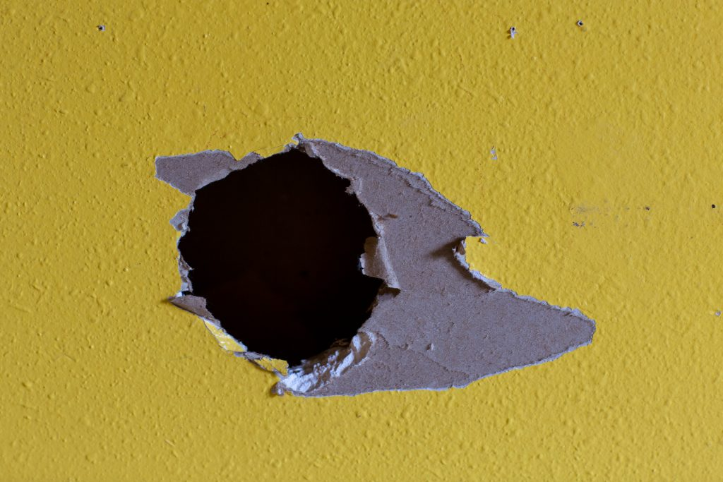 Hole in Dry Wall