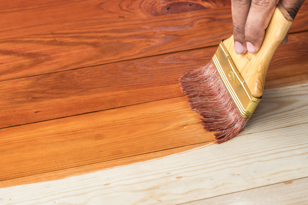 Nice Nontoxic Wood Sealers