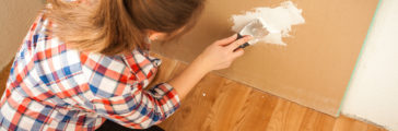 Homeowner 101: How to Patch a Drywall Hole