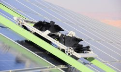 Robotic Solar Panel Cleaners