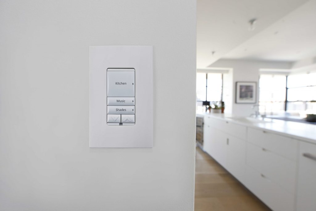 Control4 Smart Lighting - Keypad (Decora)
