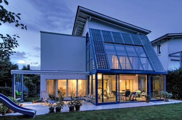 Building Integrated Pv Looks And Feels Like The Future Of