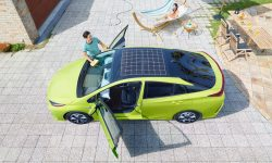 Could Your Next Car Have a Solar Roof?