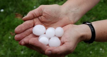 How Hail Can Affect Your Roof