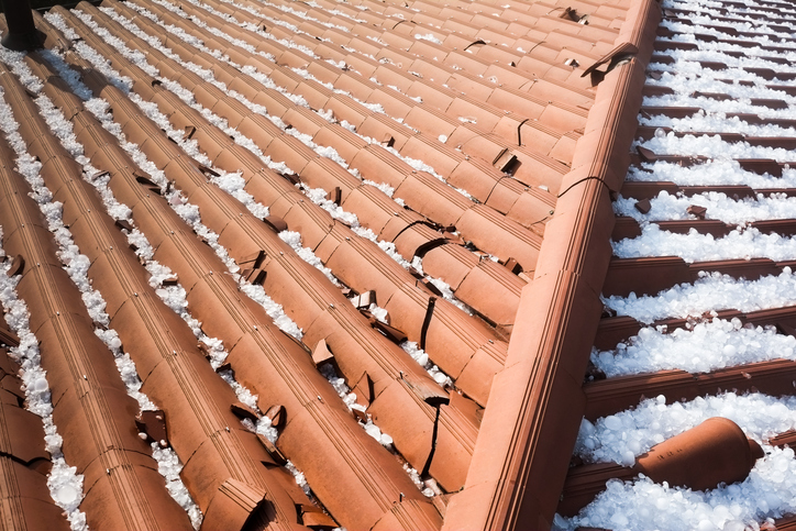 How Hail Can Affect Your Roof Modernize