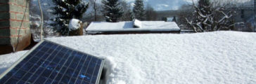 Solar Power in Winter: Save Money and Energy