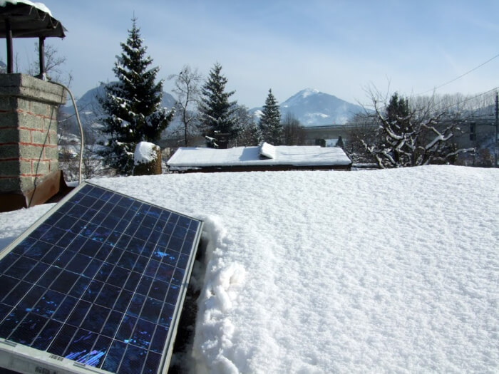 Save on Your Solar Panel Installation This Winter - Modernize