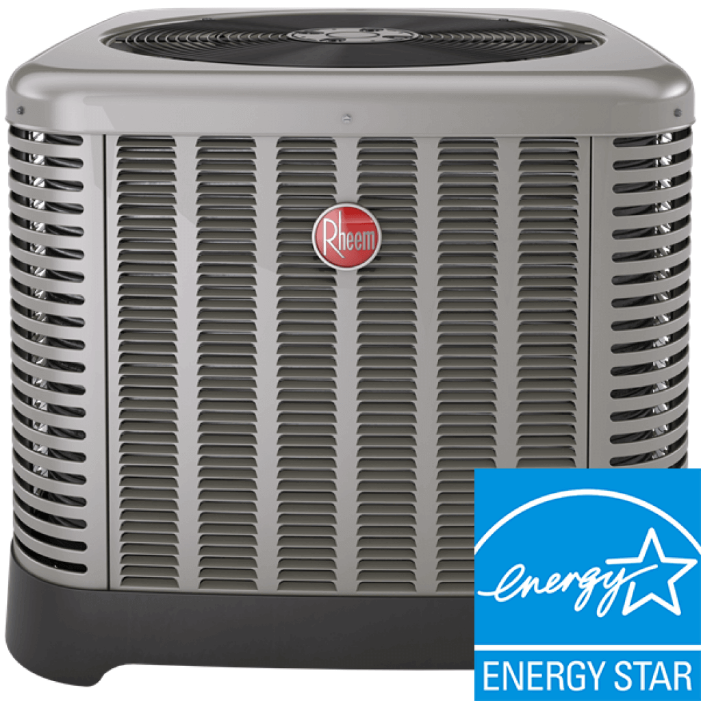 rheem central air systems